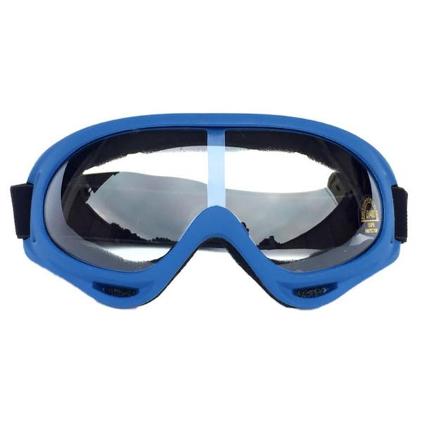 Erkekler Kadınlar Kış Bisiklet Gözlük Kayak Gözlükleri Anti-Uv MTB Paten Gözlük Anti-sis Snowboard Kar Gözlüğü