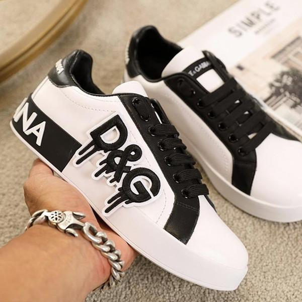 limitados Top de luxo de qualidade para homens e mulheres de couro sapatos casuais, de alta qualidade padrão de impressão par sapatos da moda sapatos desportivos selvagens 35-46 0012