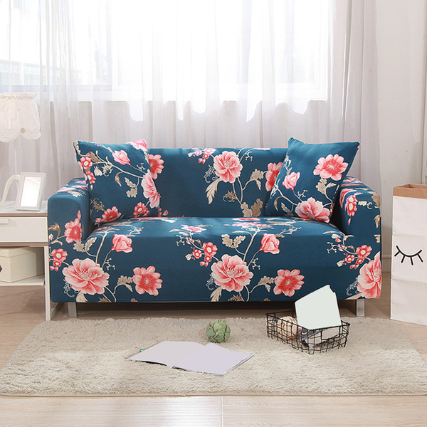 Prime Elastic Spandex Sofa Cover Tight Wrap All Inclusive Couch Covers For Living Room Sectional Sofa Cover Love Seat Patio Furniture Wing Chair Covers Pabps2019 Chair Design Images Pabps2019Com