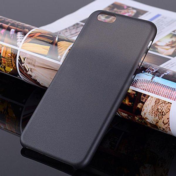iPhoneX/8/7/6s/Plus/5cse/4 mobile phone case Apple ultra-thin matte transparent mobile phone case