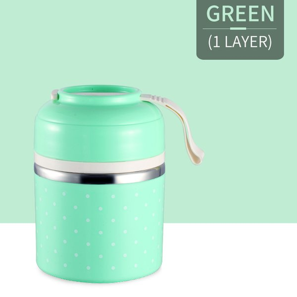GREEN 1 LAYER