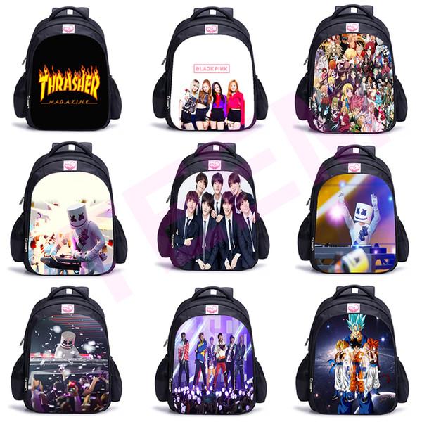 Five Nights at Freddys Foxy Rucksack Schulranzen Knapsack Backpack Laptop Bags