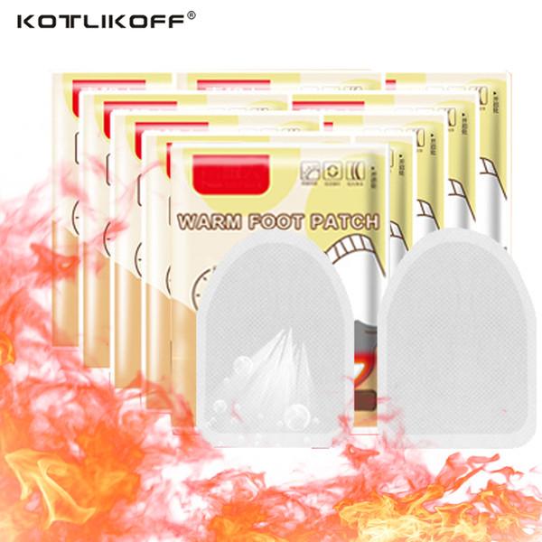 Semelles chauffantes Chauffage électrique à batterie automatiquement chauffé à environ 50 ° C 6 heures de chauffage Plaquettes jetables pour chaussures