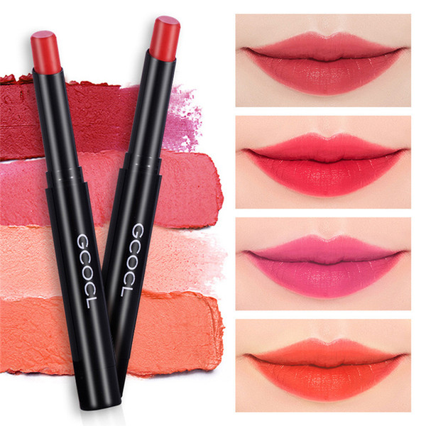 New Arrival 18 Colors matte Lipstick Ladies Beauty Makeup Waterproof Sexy Hydrating Long Lasting Lipstick