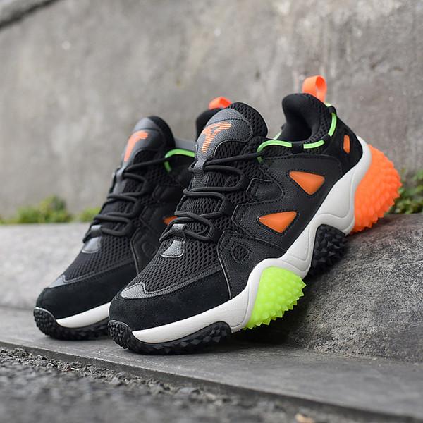 black volt orange 40-45