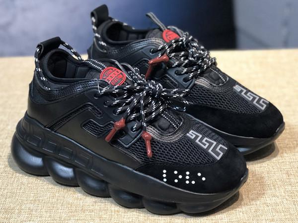 Zapatillas de deporte de reacción Hombres Zapatos de diseñador para hombre Mujeres Zapatillas de deporte para mujer Zapatos de moda casual Zapatillas de deporte con polvo