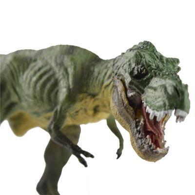 Super grande modelo de brinquedo Tyrannosaurus sólido vai se mover tyrannosaurus dinossauro animal modelo de montagem modelo de simulação Jurassic