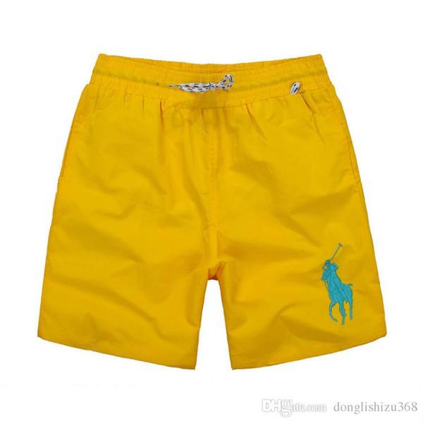 2018 New Quick Drying Mens Swimming Shorts For Men Swimwear Men Swim Trunks Beach Sport Swimsuit Surf Boxer Briefs