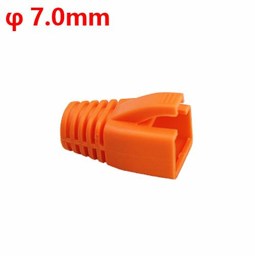 50pcs 7.0mm - Orange