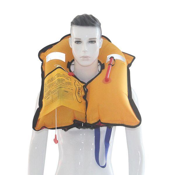 Jaqueta de Vida Inflável automático Profissional Adulto Natação Vida Vida Colete Swimwear Esportes Aquáticos Natação Ferramenta de Sobrevivência