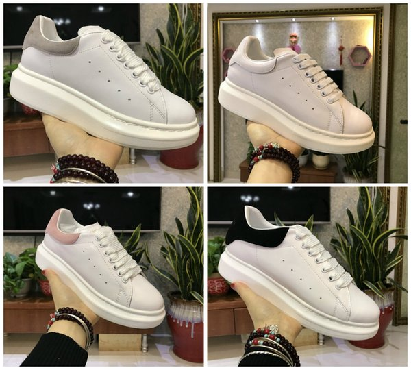 2019casual shoes girl women men black gold red fashion comfortable flat sneakersack gold red fashion comfortable flat sneakers