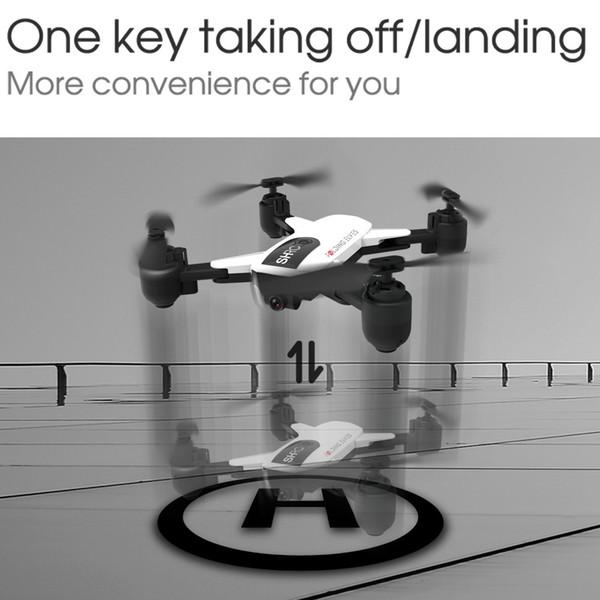 HINST Flight Time GPS Flow Me Foldable Selfie Drone RC Quadcopter
