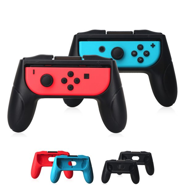 2PCS Gamepad Grip Handle Stand Holder for Nintend Switch Left Right Joy-Con Joycon NS NX Controller Game Accessory