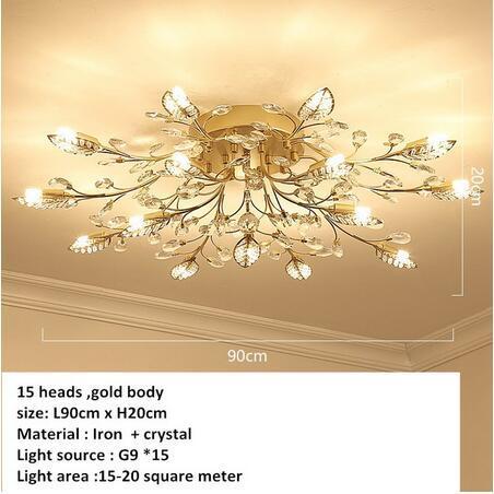 15 cabeças de Ouro