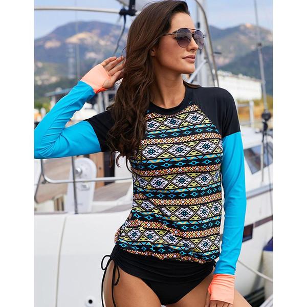 Livraison Gratuite Hot 2019 Plus Taille Femmes Combinaison De Plongée Combinaisons Maillots De Bain Maillot De Bain Surf Maillot De Bain Combinaison Full Body Jellyfish Suit Noir