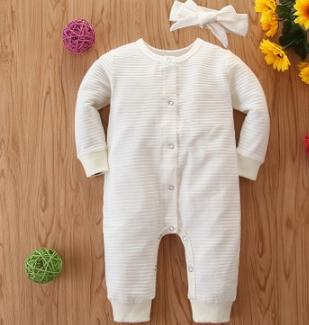 #4 infant girls jumpsuits