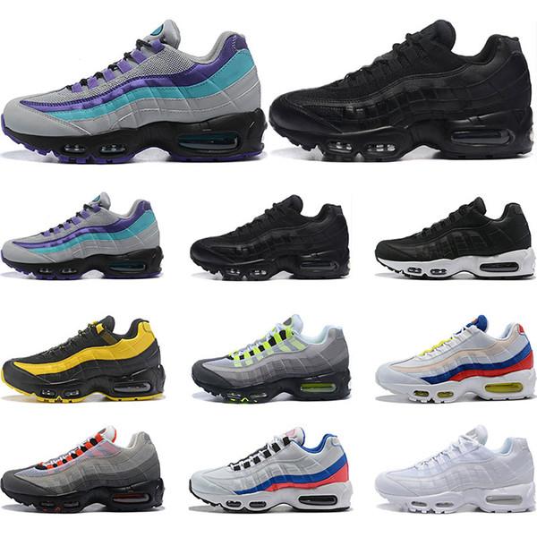 2020 koşu ayakkabıları erkekler için Kadın Klasik aarinqua Siyah Beyaz Ultrame Nefes Spor Sneakers 36-46 eğitici