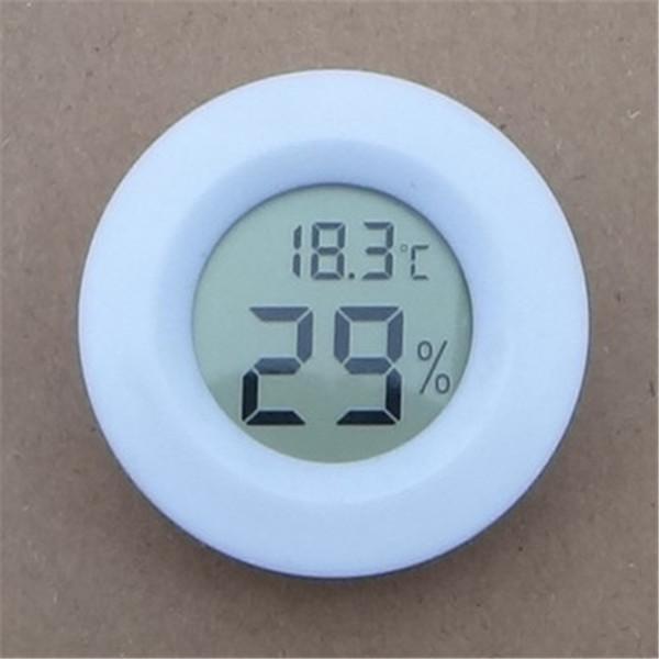 Mini LCD Digital Thermometer Hygrometer Kühlschrank Gefrierschrank Tester Temperatur-Und Feuchtigkeitsmessgerät Detektor Thermograph Pet Auto Auto
