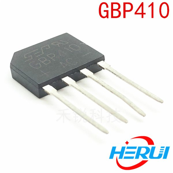 GBP410 4A 1000V Bridge Stack Rectifier