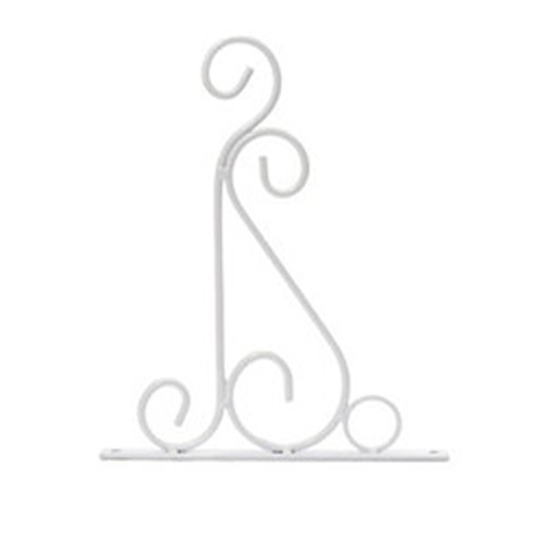 Balcony Landscaping Home Iron Stand European Style Plants Wall Hanging Garden Bathroom Classic Decoration Flower Pot Hook