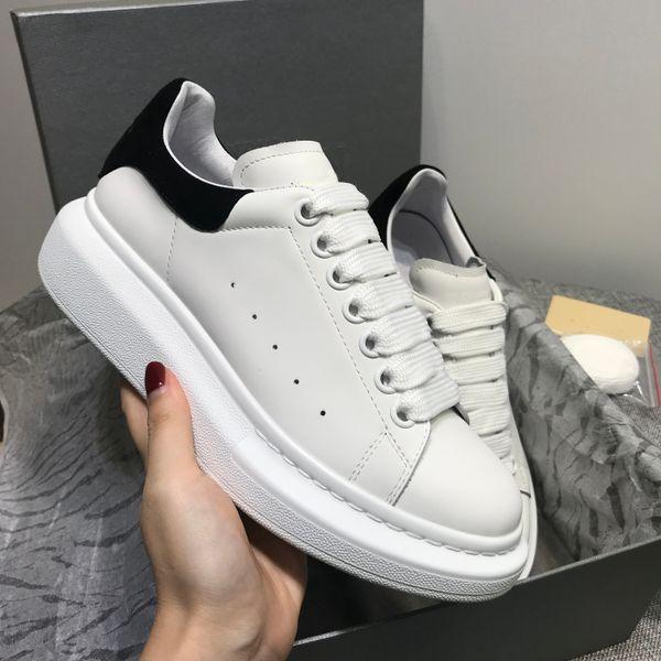 Scarpe da donna Piattaforme per il tempo libero Scarpe da donna di design di lusso per le calzature in pelle Louisfalt Spikes Scarpe casual Scarpe di design di alta qualità