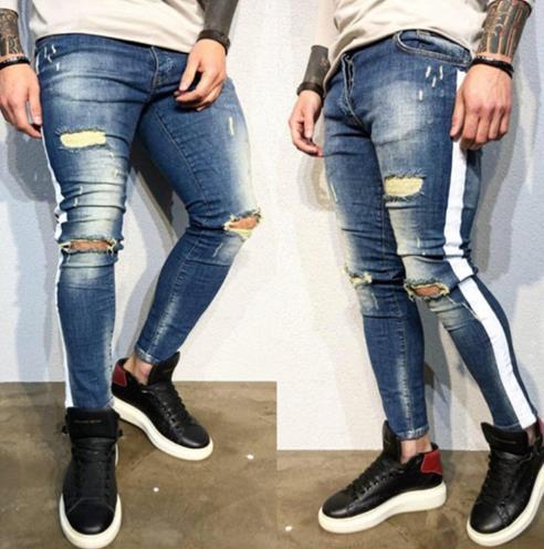 Biker Jeans 3