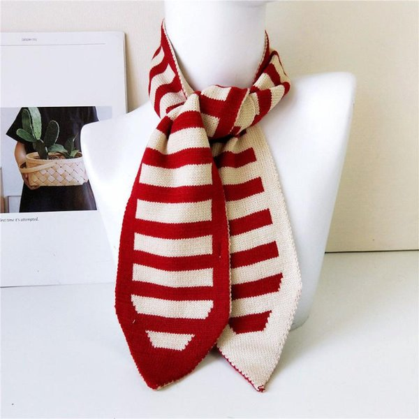 Stripe Style Red