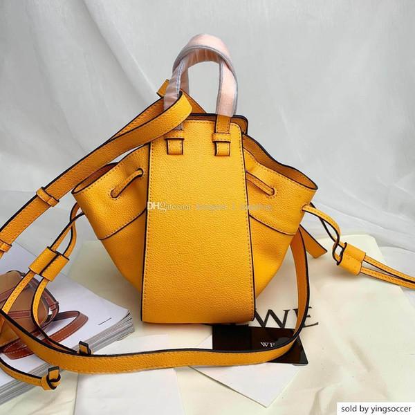 Marka Tasarımcı Çanta İtalyan Deri Hamak Çantası Yeni Yüksek Kaliteli Messenger Çanta Bayanlar Omuz Çantası