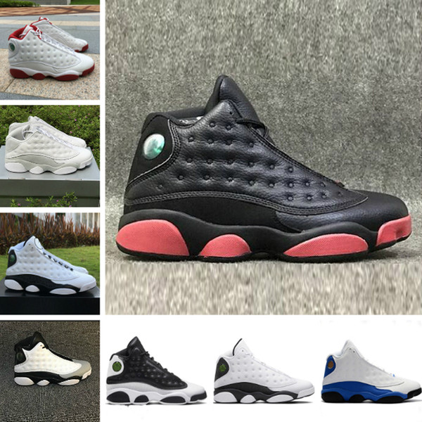 J13 Él consiguió el juego Bred Altitude Love Respect Hyper Royal Flint Wheat For Mens zapatos de marca para hombre XIII 13s Sport Sneakers con caja