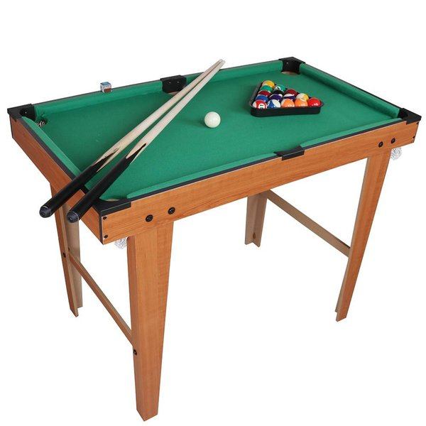 Mini Snooker Table Set Top Pool Game Billiard Ball Kid Children Toys for Leisure Sports Games