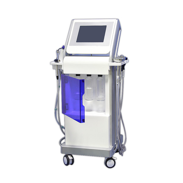 New arrival !!!High Quality Profacial Aqua Peeling Hydra facial RadioFrequency Ion Machine Multifunction