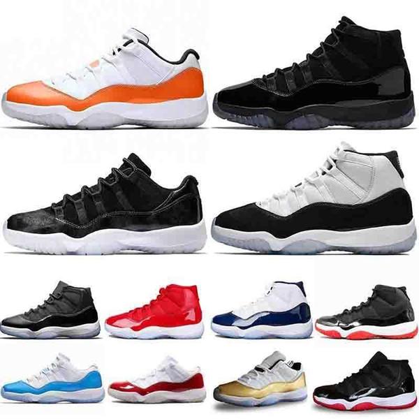 11 11s Platinum Tint Concord 45 Gorra y bata Hombres Zapatillas de baloncesto Prom Night Gym Red Bred fashion luxury hombres mujeres sandalias de diseño zapatos