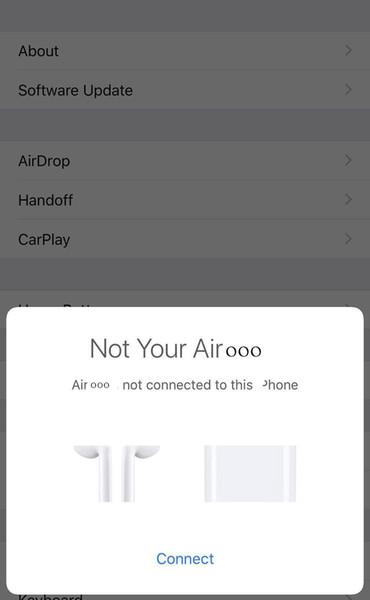 Date deuxième génération H1 Puce Animation écouteurs air casque pods stéréo écouteurs oreille pour iphone xs max 8 Android téléphone Top écouteurs