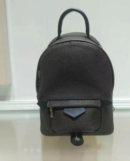 Бесплатная доставка! Мода Палм-Спрингс Рюкзак Мини кожаный детский рюкзак женщин