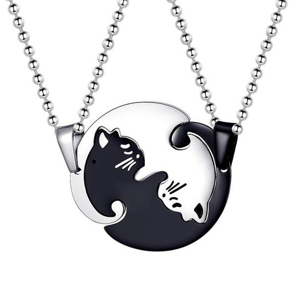 Черно-белая пара-Китай