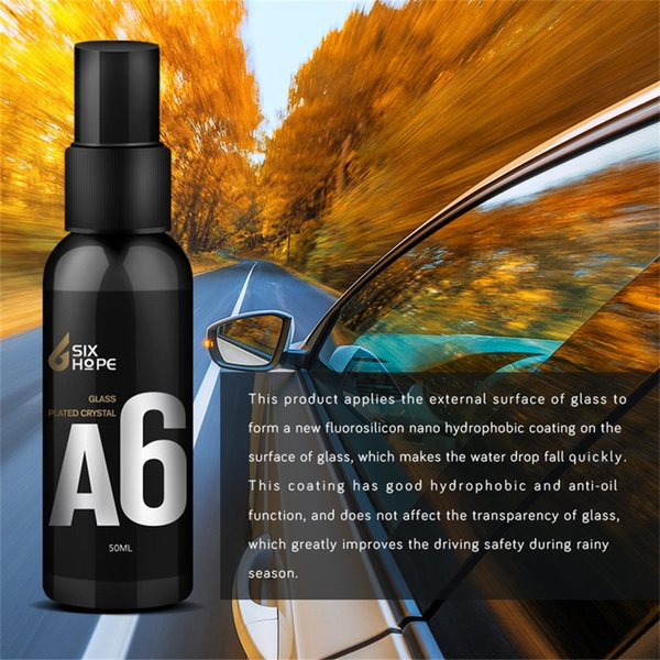 Car Hydrophobic Glass Coating Car Liquid Ceramic Coat Anti-scratch Paint Care ceramic coating anti rain scratch repair 20190624