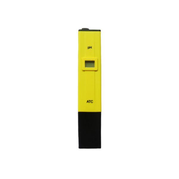 0.1-14.00 Testeur de pH-mètre portatif pour moniteur de pH et laboratoire de laboratoire
