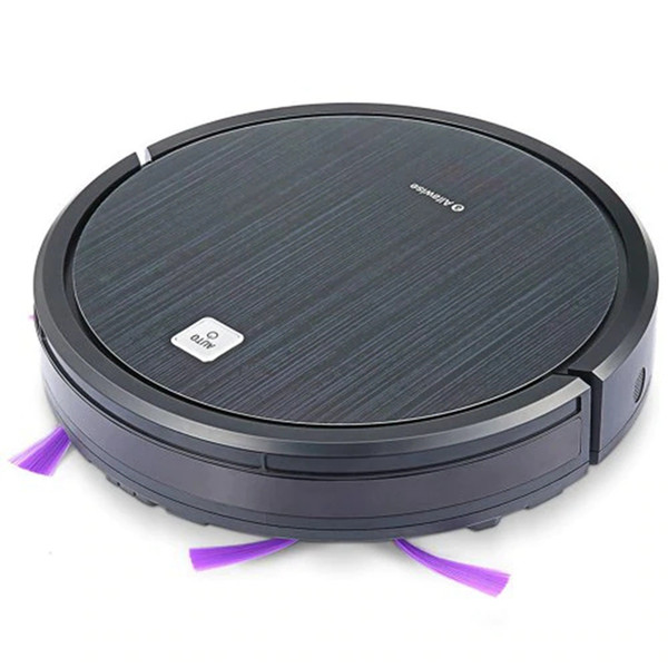 best selling Alfawise V8S Robot Vacuum Cleaner Dual SLAM - Suit for All kinds of home floors, carpets, tiles, can be perfectly adapted