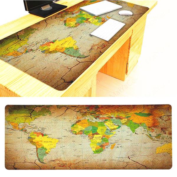 90 40cm viejo mapa