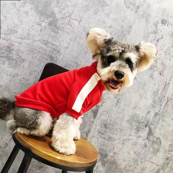 Sport Fleece-Jacke Freizeit Hunde-Bekleidung Herbst und Winter Hergestellt von ihrem Freund Teddy Schnee Na Ruibo US-Französisch Struggle022