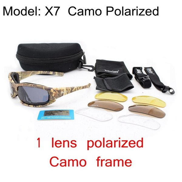 X7 Polarisiert CAMO