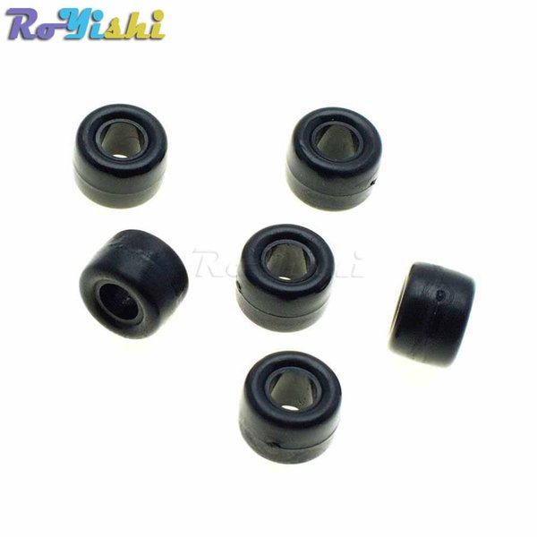 200pcs/lot Roundness BEADS Plastic Cord Lock Stopper Buckles Size:10mm*6mm Toggle Clip