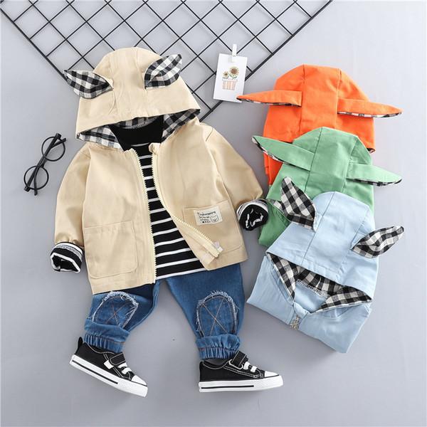 Комплекты одежды для мальчиков осень-весна новые детские повседневные хлопчатобумажные толстовки + топы + брюки 3шт одежда для детей мальчики спортивный костюм наряды