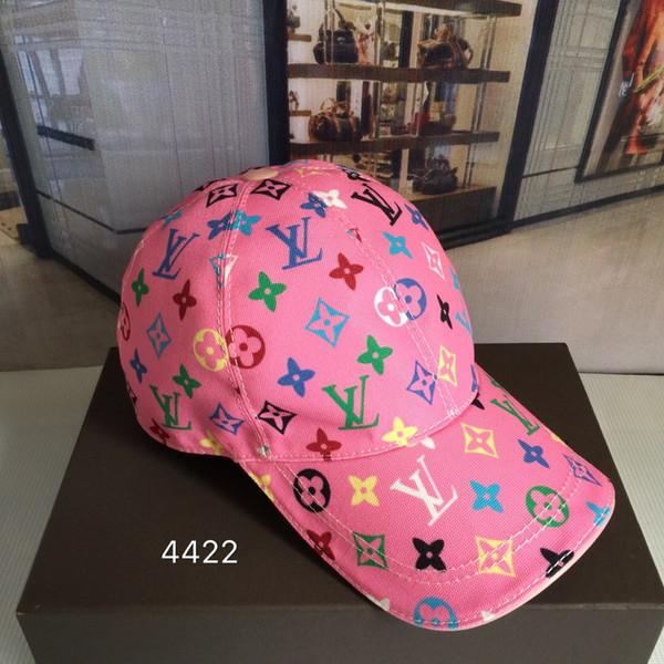 Top Quality Celebrity design Letter embroidery Berets Cap Ball Caps Men Woman Baseball cap Golf hat Brim Hats 013 With Box