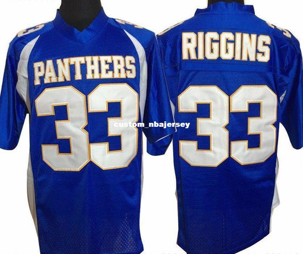 Cheap custom Tim Riggins #33 Friday Night Lights Dillon High School Football Jersey Customized Any name number Stitched Jersey XS-5XL