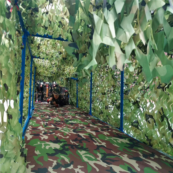 Outdoor Net Camouflage Nets Camo Car Cover Army Camping Hiking Sun Shelter Tent Cover Hunting Equipment