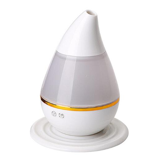 New Arrival Heath Care Electric Aromatherapy Air Humidifier Aromatic Oil Diffuser Ultrasonic Mute Humidification Multicolor LED Humidifier