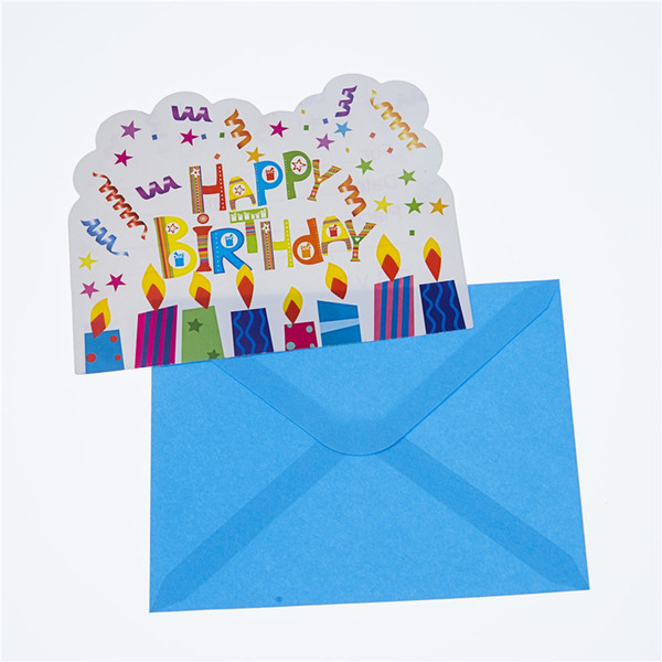 Happy Birthday Theme Invitation Card Birthday Party Invite Friends Party Wishes Accessories Make Birthday Cards Make Greeting Card From Bdhome 32 4