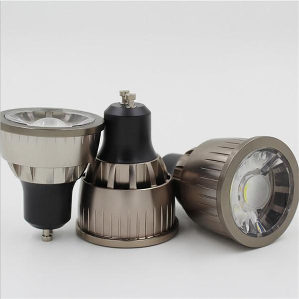 Super Bright Dimmable GU10 E27 MR16 COB 9W 12W 15W LED Bulb Lamp AC110V 220V spotlight Warm White/Cold White led Bulb Lighting
