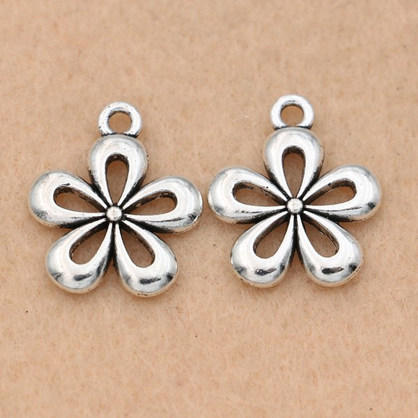 15pcs Scissors Charms Tibet silver Charms Pendants DIY Jewellery Making crafts